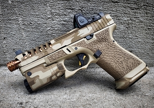 THE COYOTE GEN 5 GLOCK 19