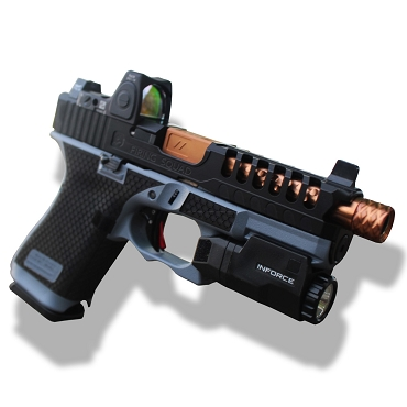 EXECUTIVE CUSTOMIZATION PACKAGE FOR YOUR GEN 5 GLOCK 19