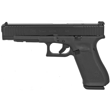 Send in your Gen 5 Glock 34 MOS