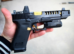 KING MIDAS GLOCK 45