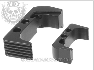 NDZ extended mag release for G43x/48