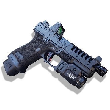 SPECIAL AGENT CUSTOMIZATION PACKAGE FOR YOUR GEN 5 GLOCK 19