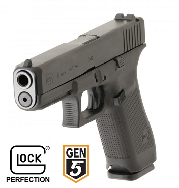 SEND IN YOUR GEN 5 GLOCK 17