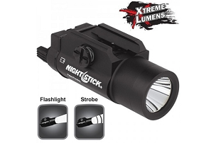 Nightstick Light/Strobe - 850 Lumens - Black