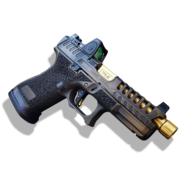 SPARTAN CUSTOMIZATION PACKAGE FOR YOUR GEN 5 GLOCK 19