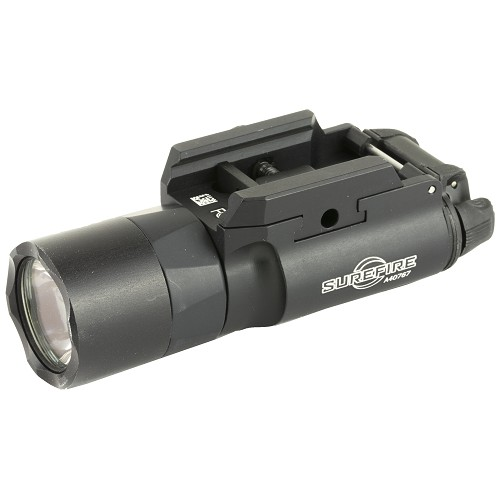 Surefire, X300 Weaponlight, Weaponlight, Pistol and Picatinny, LED 1000 Lumens, 2x 123A, Black