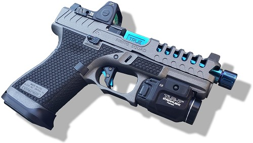 Blue Mamba Customization Package for your Glock 19