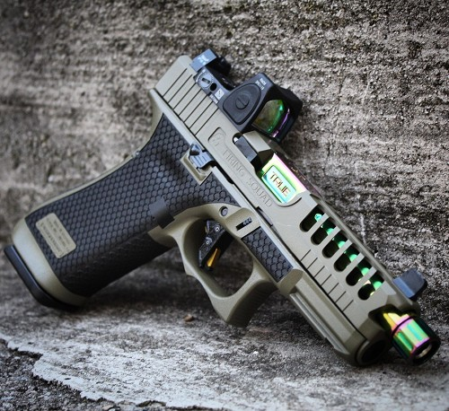 Green Machine Glock 45