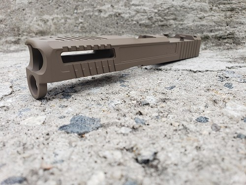 Gen 5 Glock 17 Tactical Slide
